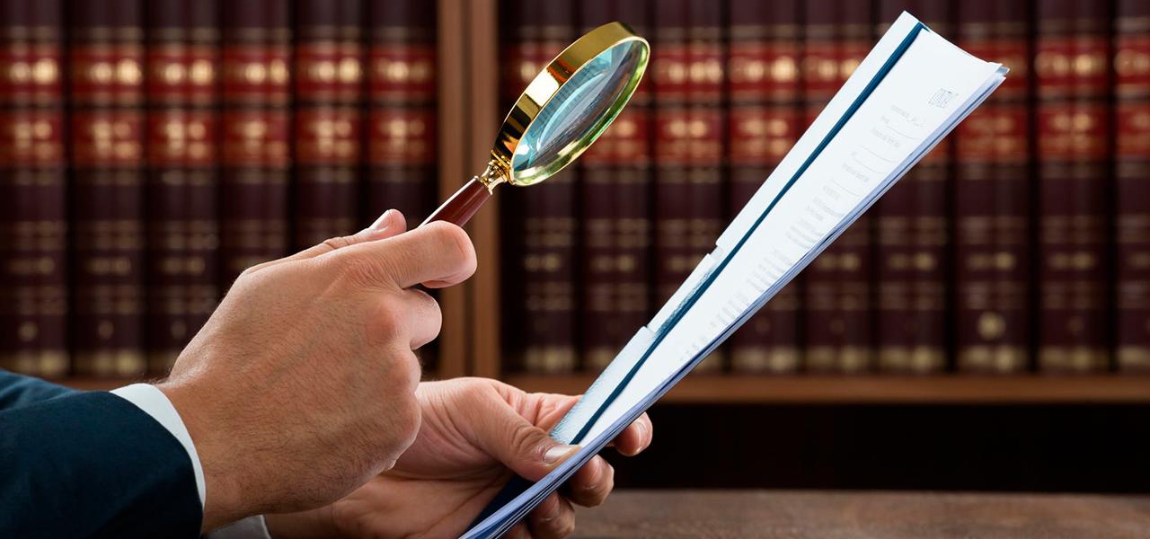 Правовая и юридическая экспертизы